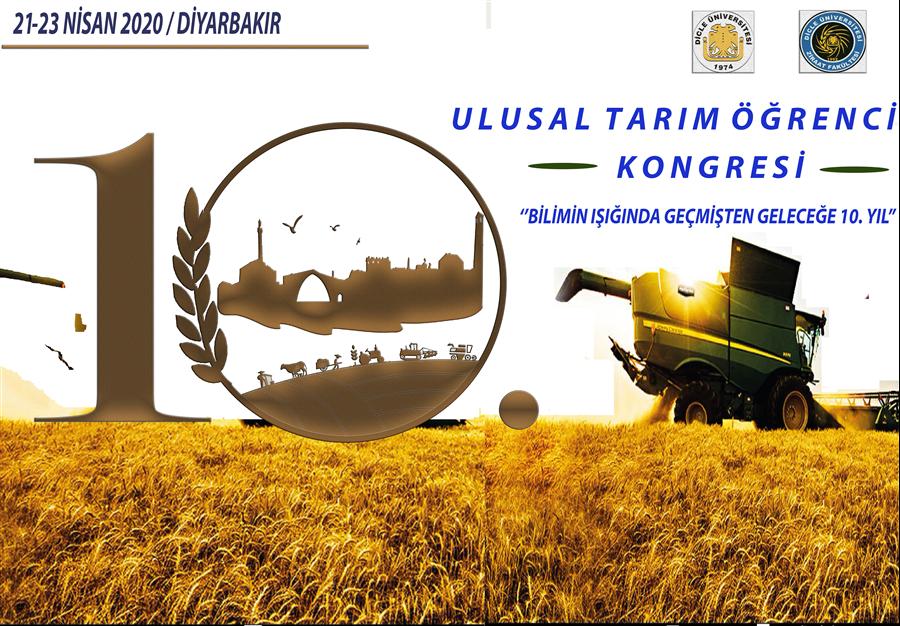 10. Ulusal Tarım Öğrenci Kongresi