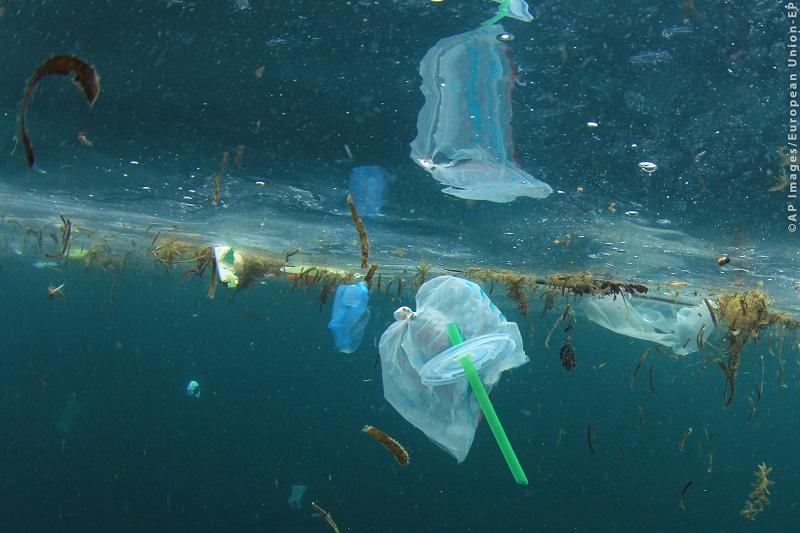 Avrupa Birliği tek kullanımlık plastiğe yasak kararı aldı.