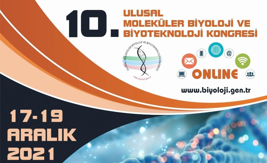 10.Ulusal Moleküler Biyoloji ve Biyoteknoloji Kongresi