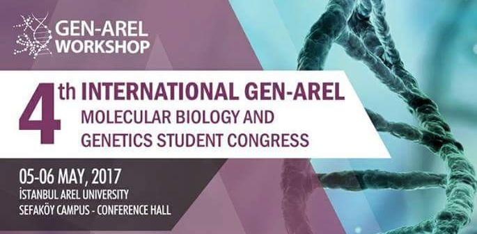 4. Uluslararası Gen-Arel Moleküler Biyoloji ve Genetik kongresi