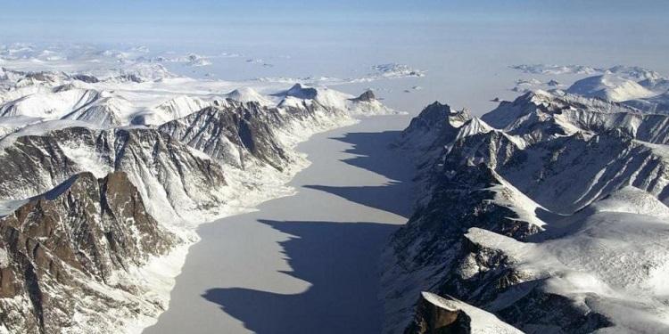40.000 Yıldır Buzla Örtülü Topraklar Açığa Çıktı