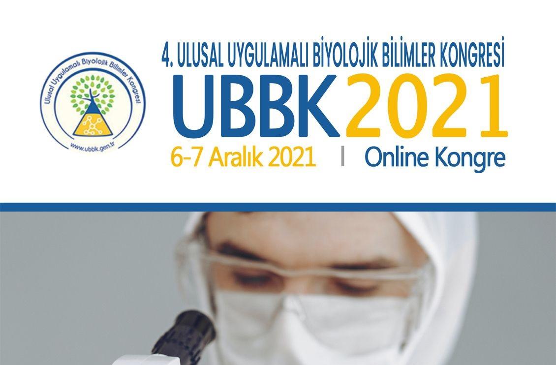 4. Ulusal Uygulamalı Biyolojik Bilimler Kongresi