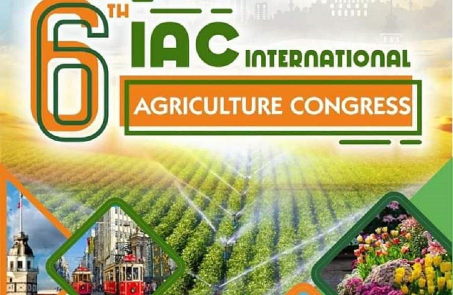 6. Uluslararası Tarım Kongresi