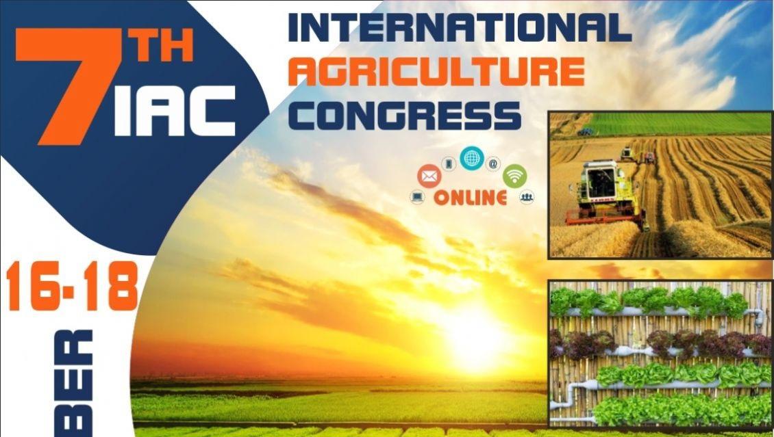 7. Uluslararası Tarım Kongresi