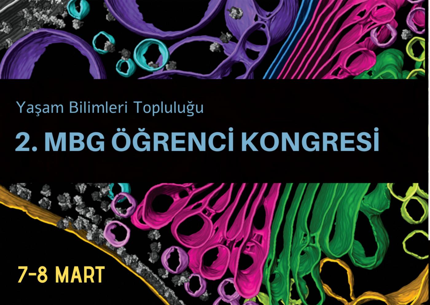2. Moleküler Biyoloji ve Genetik Öğrenci Kongresi