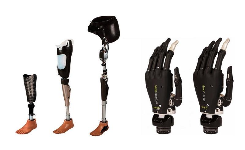 Biyomekanik Protezler nasıl çalışır? Protezlerin çalışma prensibi nelerdir?