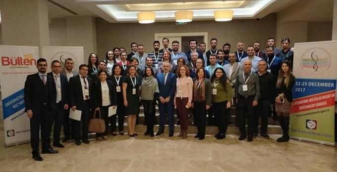 VI. Uluslararası Moleküler Biyoloji ve Biyoteknoloji Kongresi Başarıyla Tamamlandı…