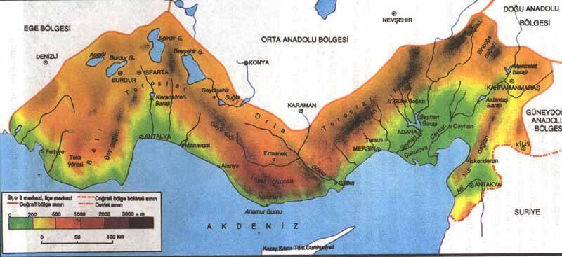 Akdeniz İklimi Hakkında Bilgi