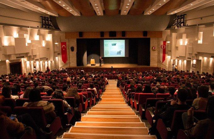 14. Aykut Kence Evrim Konferansı gerçekleştirildi