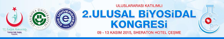2. Ulusal Biyosidal Kongresi
