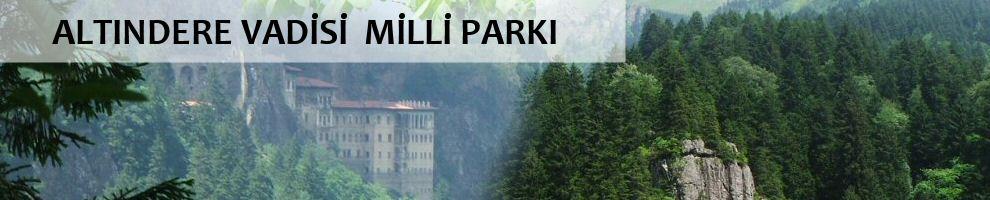 ALTINDERE VADİSİ MİLLİ PARKI