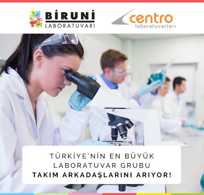 Moleküler Biyolog - Biyolog Aranıyor