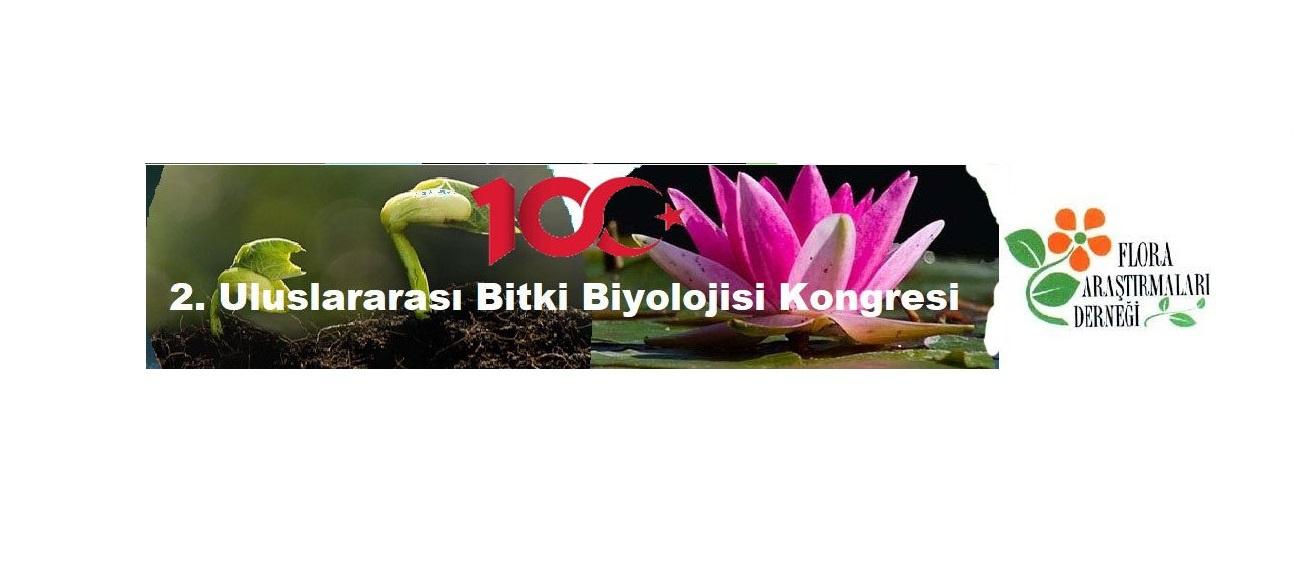 2. Uluslararası Bitki Biyolojisi Kongresi