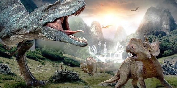 Dinozorlar Göktaşı Çarpmadan Önce Gelişiyorlardı