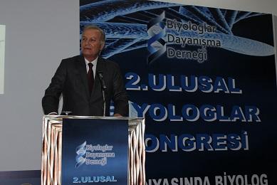 2. Ulusal Biyologlar Kongresi Tamanlandı