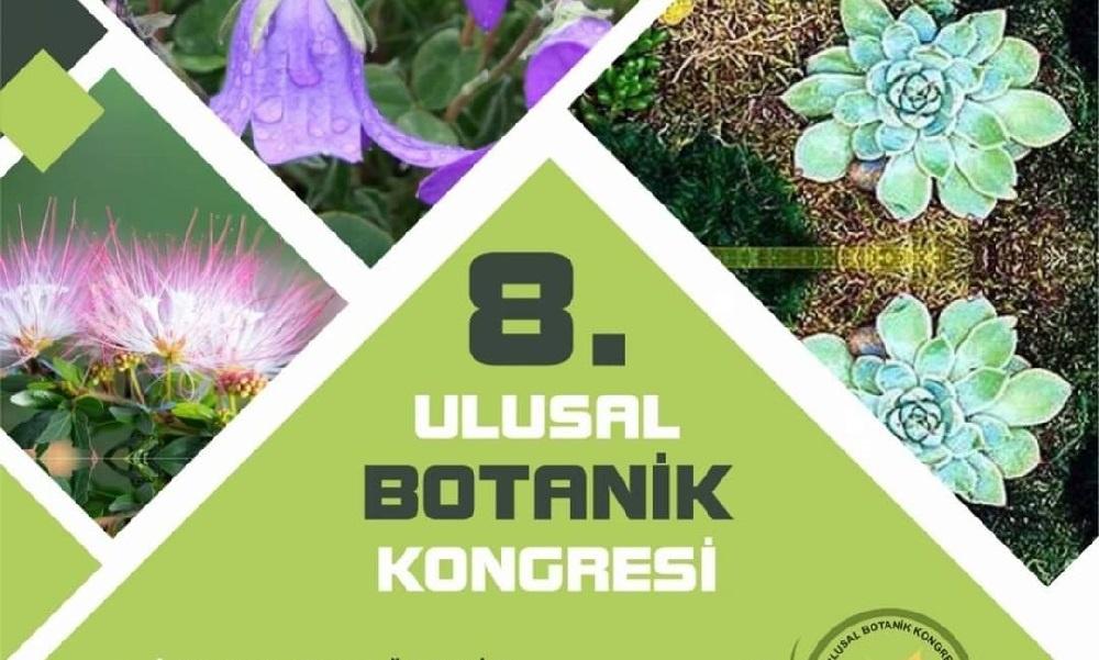 8. Ulusal Botanik Kongresi