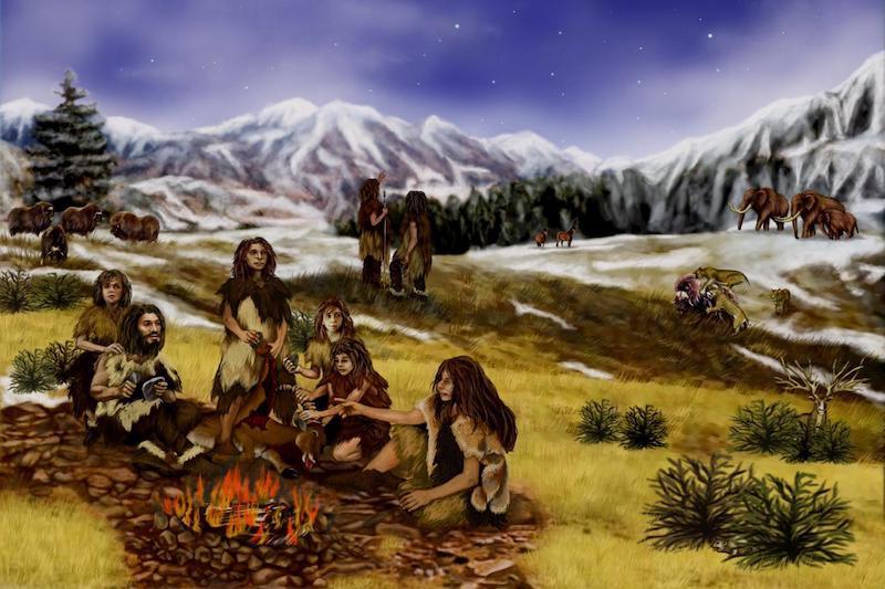 Neandertal DNA'sı, Genetik Çeşitliliğimize Katkıda Bulundu
