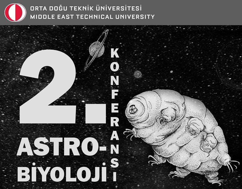 2.ODTÜ Astrobiyoloji Konferansı