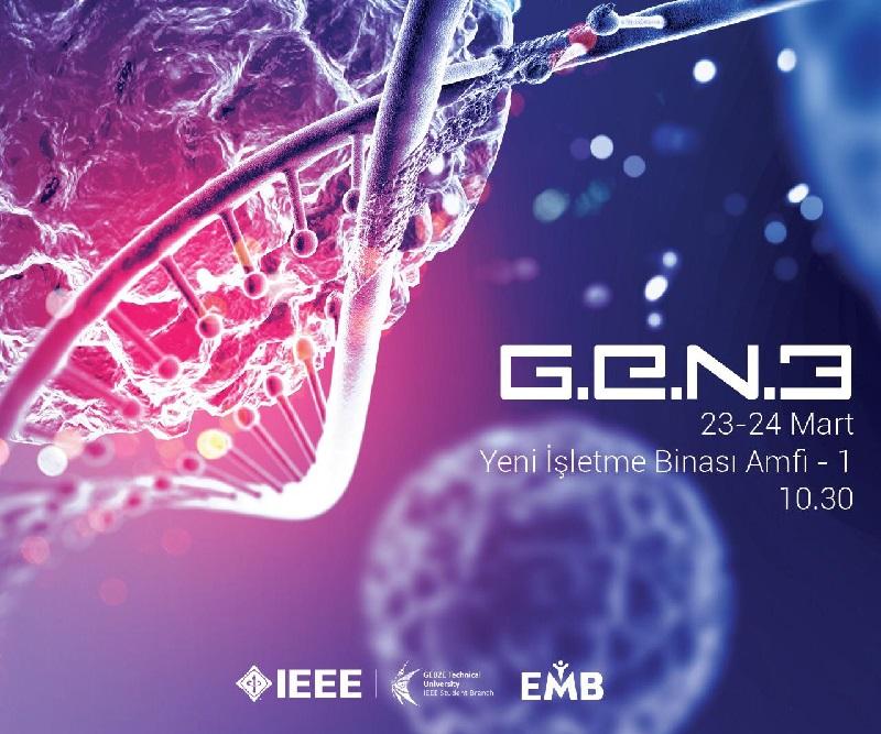 G.E.N 3 Konferansı