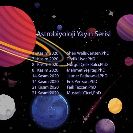 ODTÜ Astrobiyoloji Konferansı'