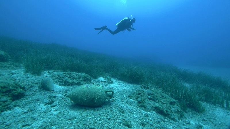 Deniz Çayırları: Arkeolojik Bir Sualtı Zaman Kapsülü