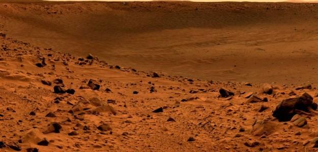 Mars yüzeyi mikrobiyal yaşam için fazla toksik olabilir