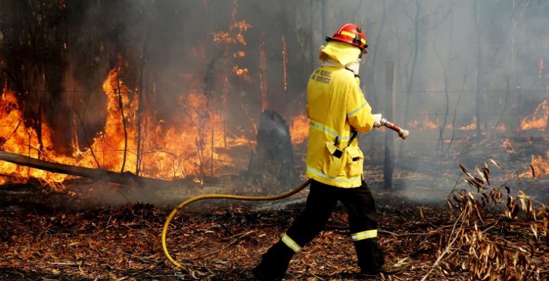 Avustralya'daki yangınlar 12 yıl önce öngörülmüş
