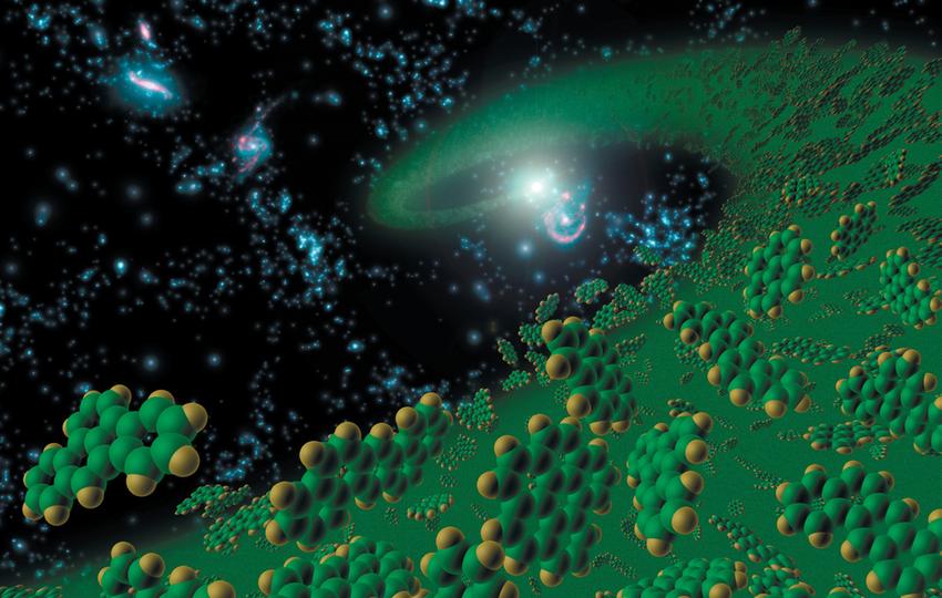 İlk organik moleküllerin oluşumunda kilit rol oynadığı düşünülen süreç