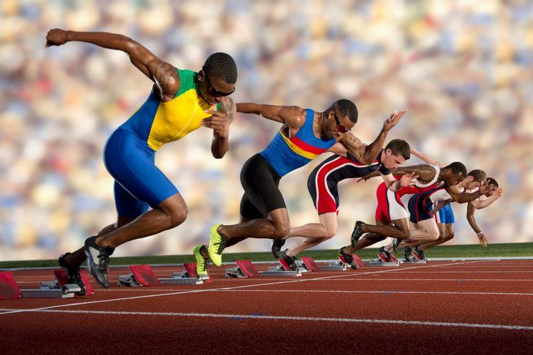 İnsanlar diğer canlılara göre ne kadar hızlıdır?