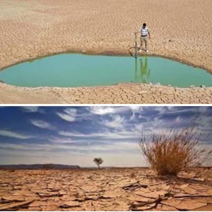 Su İçin Felaket Senaryosu