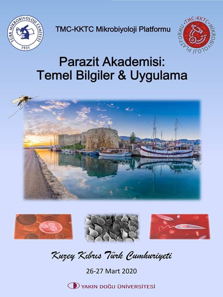 """Parazit Akademisi: Temel Bilgiler & Uygulama"""" kursu"""