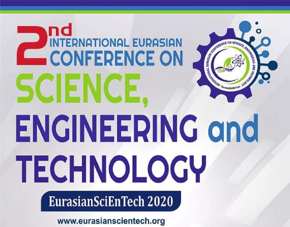 2. Uluslararası Avrasya Fen, Mühendislik ve Teknoloji Konferansı