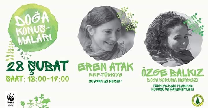 Ankara'da Doğa Konuşmaları başlıyor!