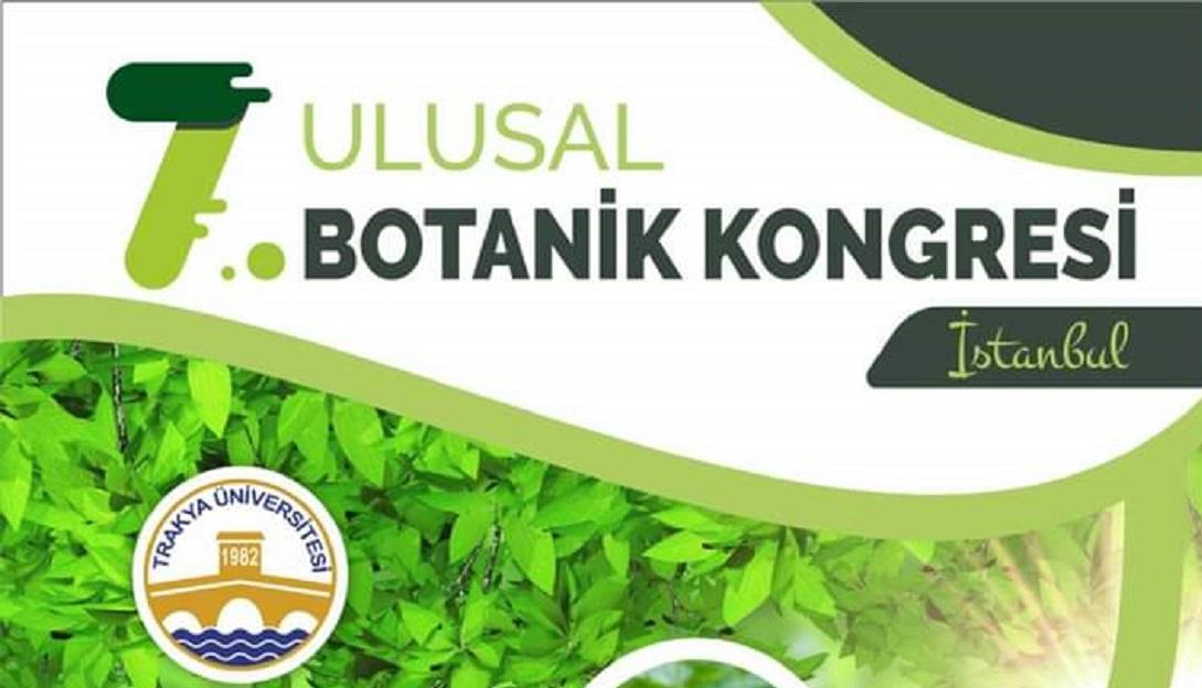 7. Ulusal Botanik Kongresi