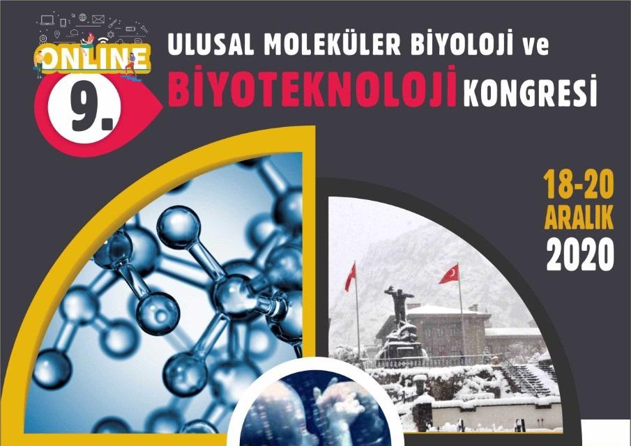 9. Ulusal Moleküler Biyoloji Ve Biyoteknoloji Kongresi