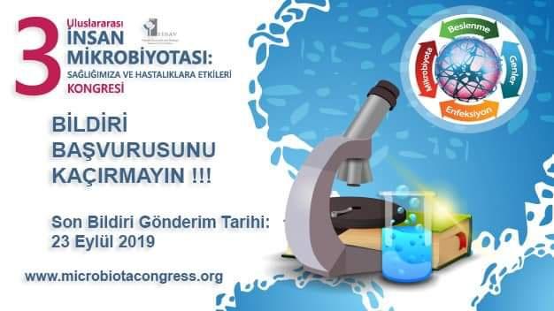Fotoğraf : http://www.microbiotacongress.org
